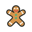 ifchristmas-icon-gingerbread-man820694
